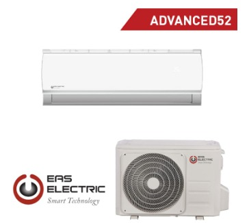 EAS ELECTRIC ADVANCED52 SPLIT R32 A++ WIFI