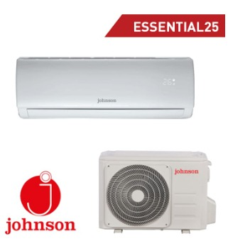 JOHNSON ESSENTIAL25 SPLIT R32 CLASE A++