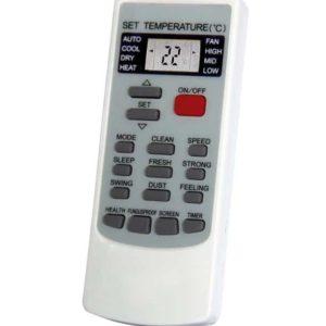 mando aire acondicionado mundoclima