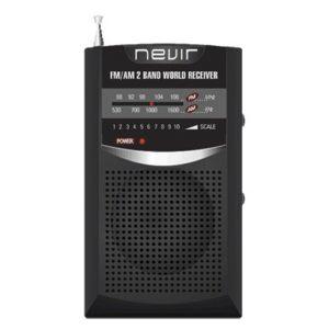 radio nevir nvr136n bolsillo