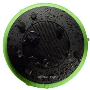 altavoz boompods aquapod bluetooth verde