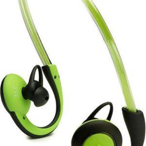 auriculares boompods sportpods vision verde