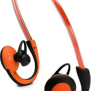 auriculares boompods sportpods vision naranja