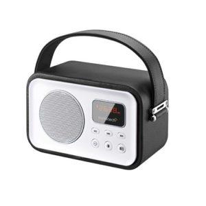 radio sunstech rpbt450 negro