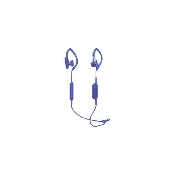auriculares panasonic rpbts10 azul bluetooth