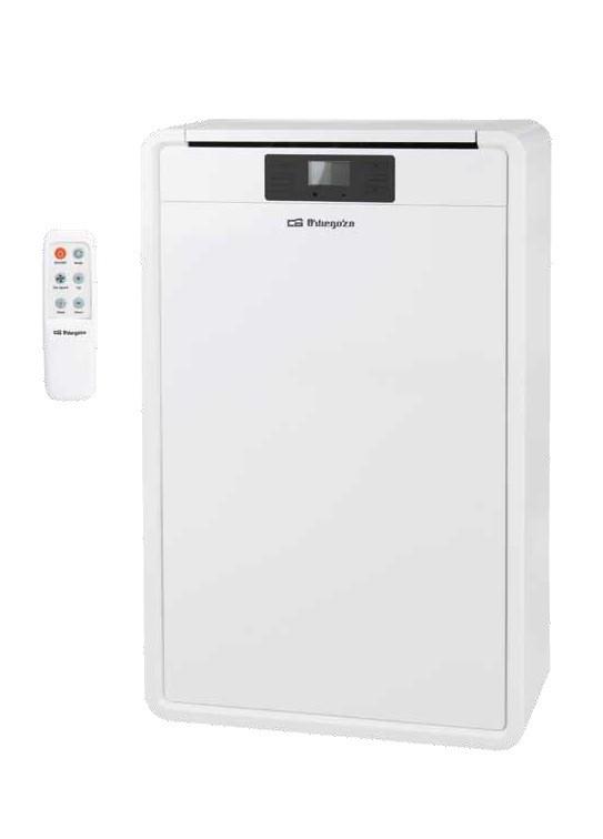 aire acondicionado orbegozo adr120 portátil