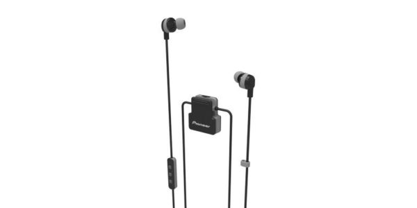 auriculares pioneer secl5bth gris