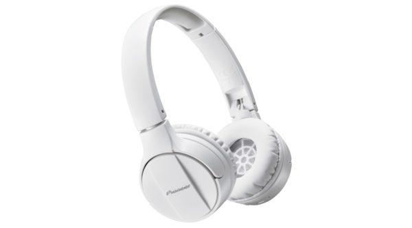 auriculares pioneer semj553btw blanco