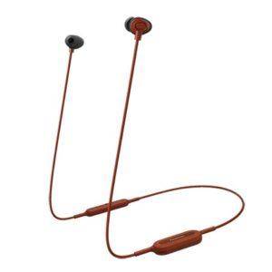 auriculares panasonic rpnj310b rojo