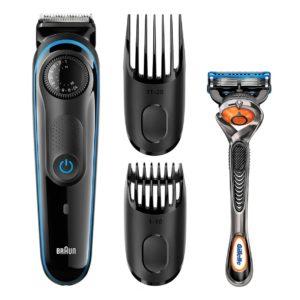 barbero braun bt3940 estuche + gillette