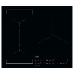 placa inducción aeg iae63421cb 3f puente