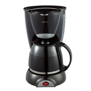 cafetera goteo nevir nvr1132cm negro 12t