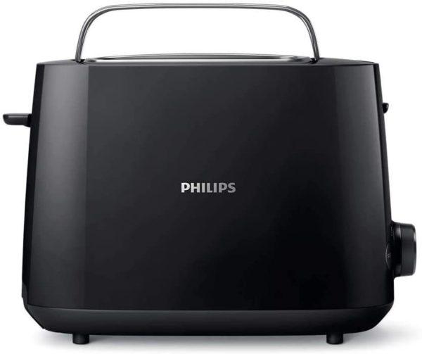 tostador philips hd2581 negro