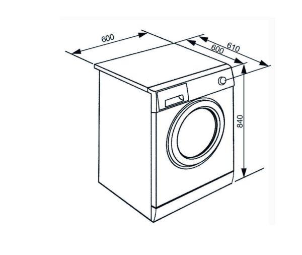 lavadora smeg wht912ees1 inox 9kg