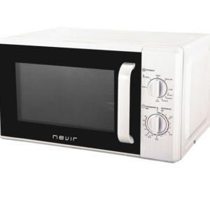 microondas nevir nvr6225mg blanco 20l grill
