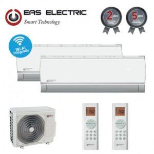 EAS Electric E2ML18 + EMX25NT + EMX35NT