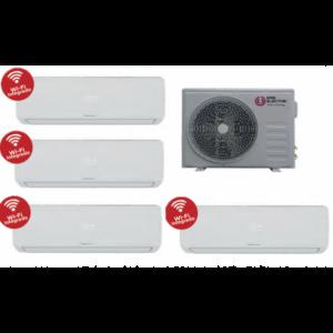 EAS Electric E4ML28 + EMX25NT + EMX25NT + EMX25NT + EMX35NT