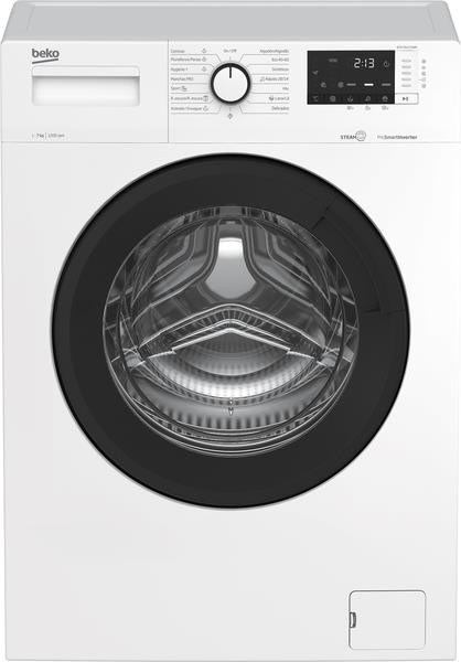 lavadora beko wta 7612 xswr blanco 7kg