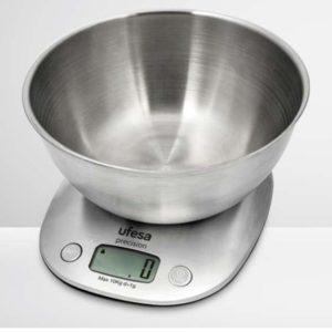 báscula de cocina ufesa bc1700 precision