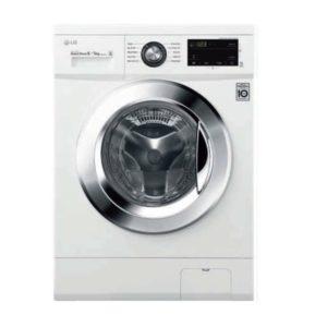 lavasecadora lg f4j3tm5wd blanco 8/5kg