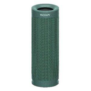 altavoz portátil sony srs-xb23 verde extra bass