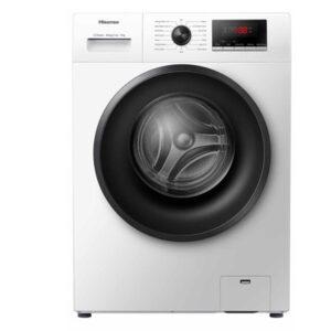lavadora hisense wfpv9014em blanco 9kg vapor