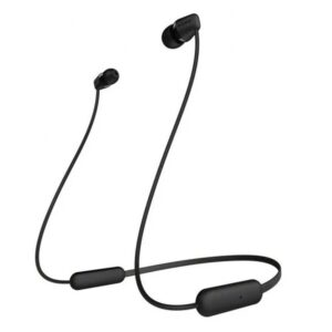 auriculares sony wi-c200b negro