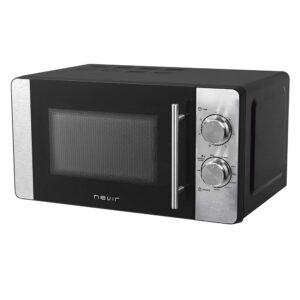 microondas nevir nvr-6235 mgs inox grill 20l