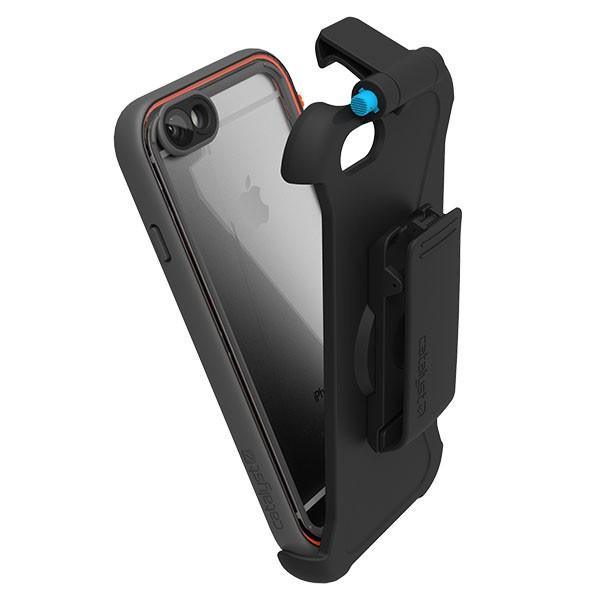 soporte catalyst iphone 6/6s clip negro