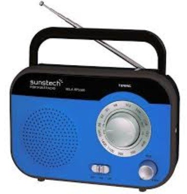 radio sunstech rps560 azul