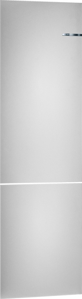 puertas combi bosch ksz1bvg20 gris perla