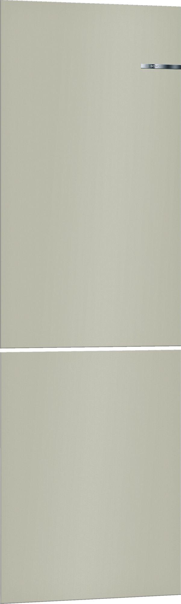 puertas combi bosch ksz1bvk00 gris claro