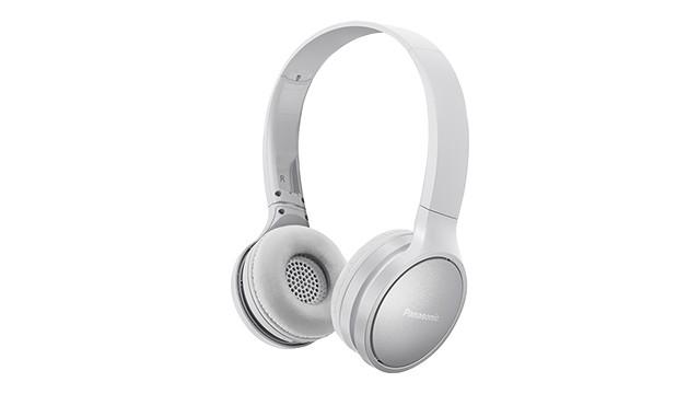auriculares panasonic rphf410b blanco