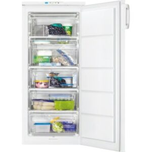 congelador zanussi zfu19400wa blanco 1.25m