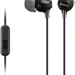 auriculares sony mdrex15ap negro 1,2m