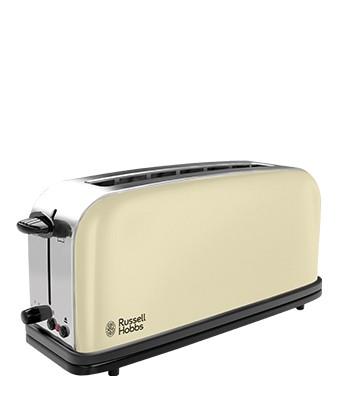 tostador russell hobbs 21395-56 largo beige
