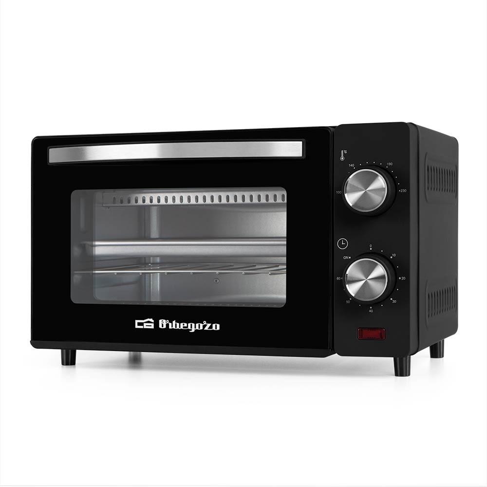 horno sobremesa orbegozo ho980 10l negro