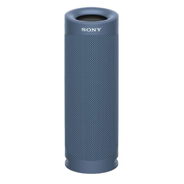 altavoz portátil sony srs-xb23 azul extra bass