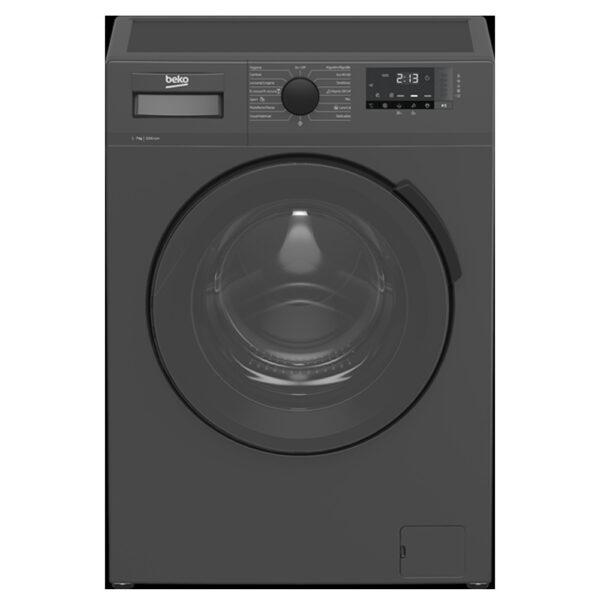 lavadora beko wtv 7512 dar antracita 7kg