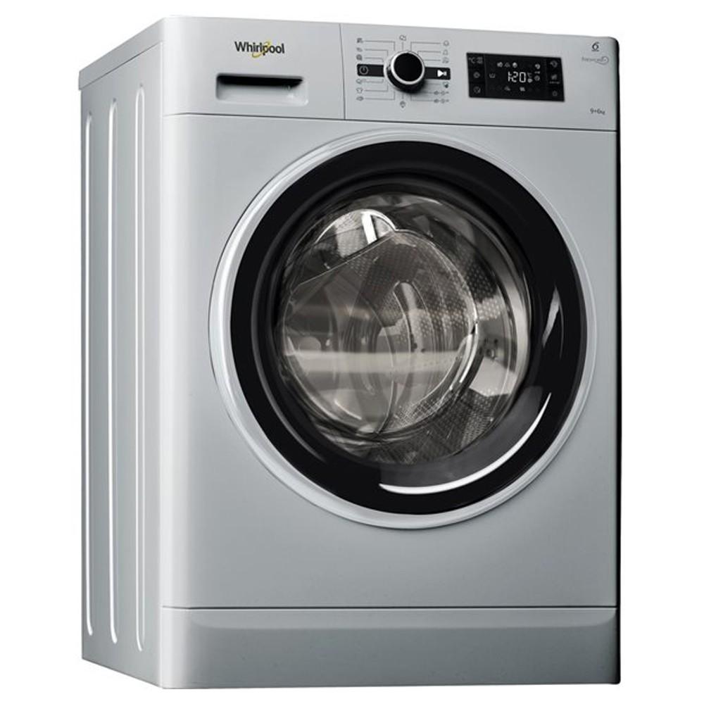 lavasecadora whirlpool fwdd 1171582 sbv eu n plata
