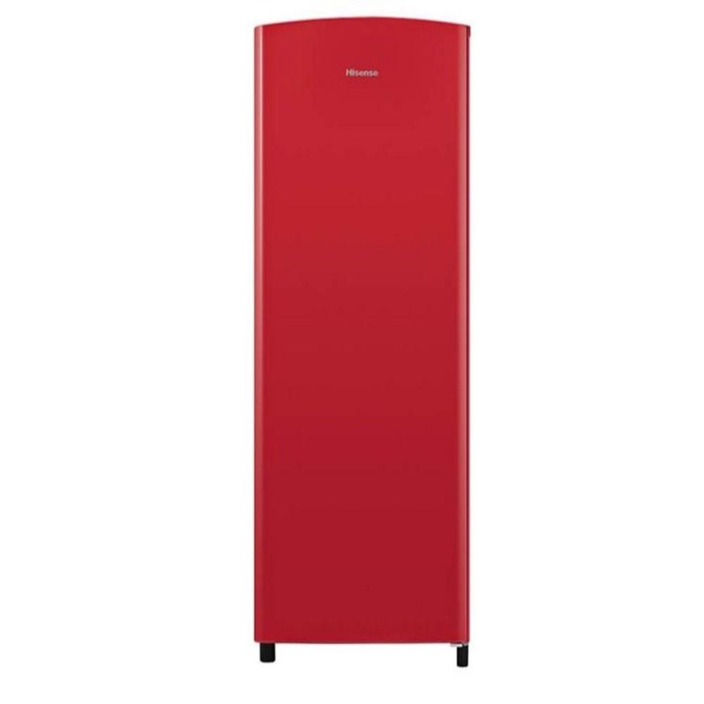 frigorífico 1p. hisense rr220d4arf rojo 1.33m
