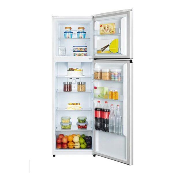 frigorífico 2p. hisense rt327n4awf blanco 1.66m