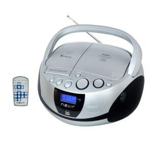 radio cd nevir nvr-480 ub plata bluetooth