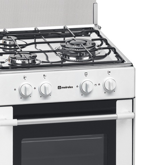 cocina gas meireles g1530dvwnat blanco nat