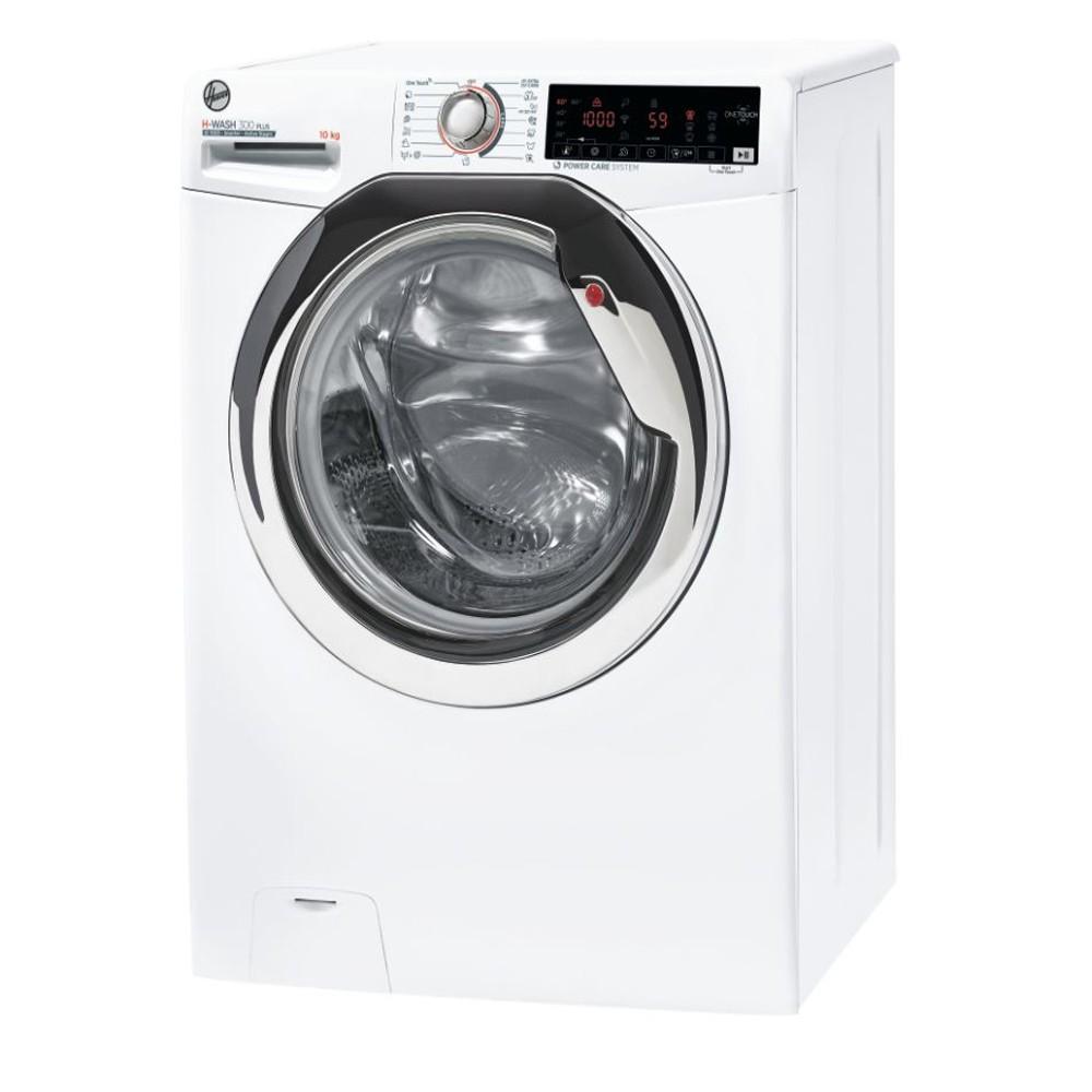 lavadora hoover h3ws610tamce/1-s blanco 10kg vapor