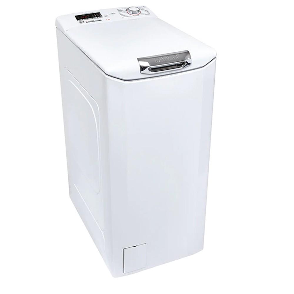 lavadora carga superior hoover h3t 272dae/1-37 7kg