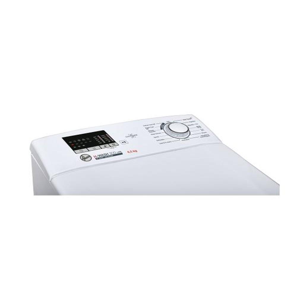 lavadora carga superior hoover h3t 265lae/1-37 6,5