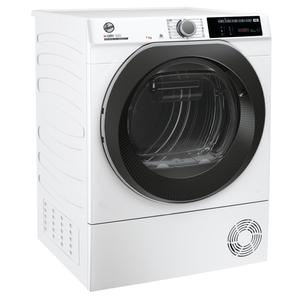secadora hoover nd4 h7a1tsbex-s slim 7kg
