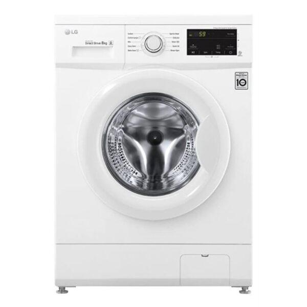 lavadora lg f4j3tn3w blanco 8kg