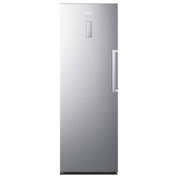 congelador hisense fv354n4bie inox 1.85m